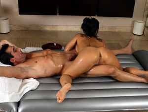 asian massage hand job