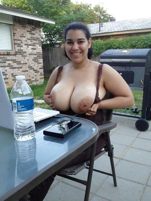 real wife tits