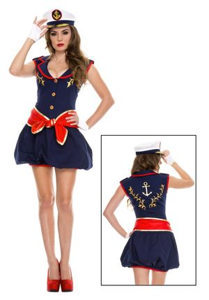 sexy sailor girl halloween costumes