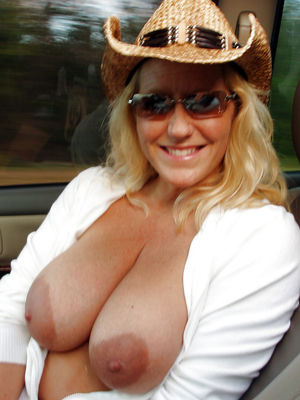 big mature boobs