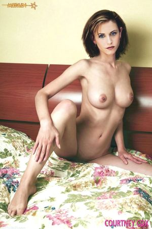 courtney cox nude photos