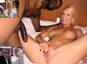 wife interracial cream pie