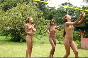 nudist activities