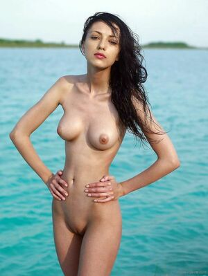 Skinny girls with sexy tits, nude pictures