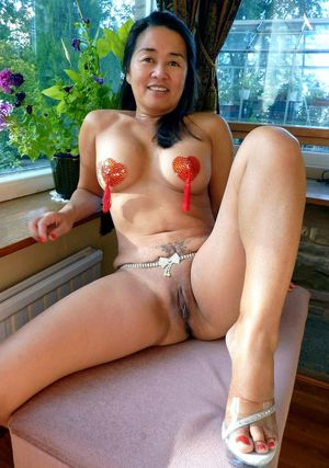 asian mature handjob