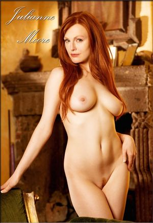 julianna moore nude