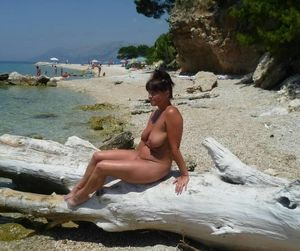 croatian nudist beach