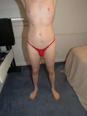 men in satin panties pics