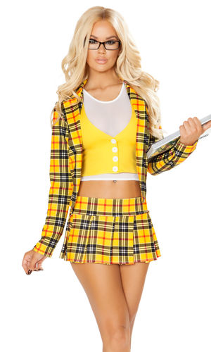 sexy school girl halloween costumes
