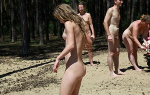 nudist family nude
