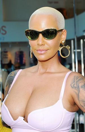 amber rose leaked pics