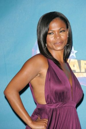 nia long breast