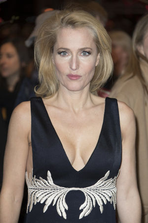 gillian anderson nudography