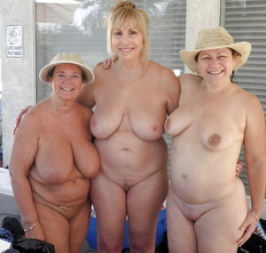 old nudist women