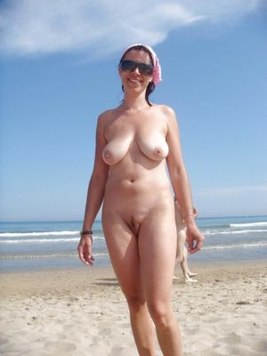 nudist wife