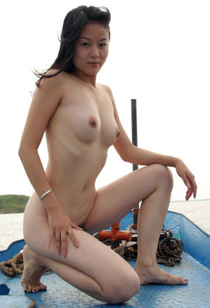 chinese wife nude