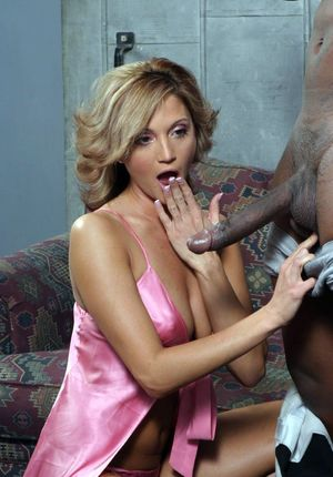 vintage interracial wife