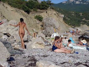 nudist family russian