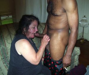 grannie blowjob