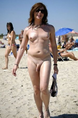 transgender nudist