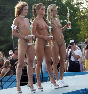 nudist beauty contest