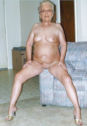 granny old pussy
